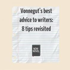 Vonnegut's best advice to writers: 8 tips revisited