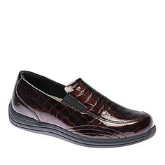 Drew Women's Violet Slip-On Shoes :: Women's Shoes :: Therapeutic :: FootSmart
