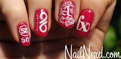 nail art de kpop - Buscar con Google