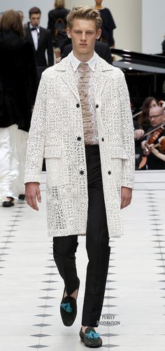 Burberry Prorsum Men's Fashion RTW | Purely Inspiration