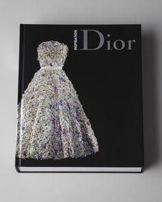 """Inspiration Dior"" Hardcover Book at Neiman Marcus. MY Favorite Designer"