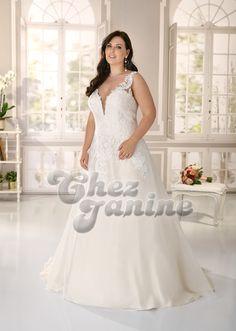 Boutique Chez Janine – Brautmode, Brautkleider und Festmode für Sie und Ihn - Grosse Grössen Bridle Dress, Gowns