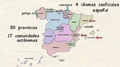 Aprender español: Acerca de España (nivel intermedio)