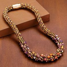Bead Woven and Beaded Kumihimo Projects to Love - Interweave