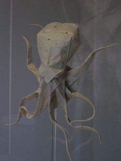 Octopus Oragami
