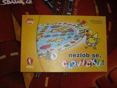 Hra Nezlob se,človíčku pro nejmenší EFKO BABY - obrázek číslo 1