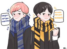 "arisa ㅎㅅㅎ on Twitter: ""um...i sorted them to hogwarts houses…"