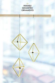 DIY Himmeli ornament