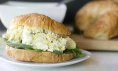 The Best Egg Salad Sandwich Recipe | Spaceships and Laser Beams