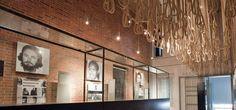Apartheid Museum Interior