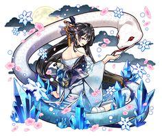 Character Costumes, Game Character, Character Concept, Anime Chibi, Kawaii Anime, Samurai, Christmas Drawing, Female Character Design, Manga Characters
