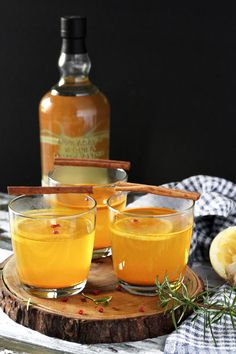 Wild Drinks & Cocktails: Fire Cider Hot Toddy