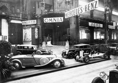 In 1920s cars started to be innovated. They became more affordable for second class society. They became lighter and faster. The Roaring Twenties are also sometimes called The Age of Speed.