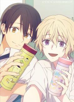 Sanrio Danshi (Sanrio Boys) | Ryo Nishimiya | Kota Hasegawa