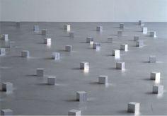 Al Cloud[[AFN_SEP_TITLE]]144 Aluminum cubes, 10 x 10 x 10 cm each, random array on floor[[AFN_SEP_CAPTION]]Carl Andre[[AFN_SEP_ARTIST]]941[[AFN_SEP_ARTIST_ID]]2001[[AFN_SEP_YEAR]]6363[[AFN_SEP_ID]]Galerie Tschudi - Zuoz[[AFN_SEP_INST]]