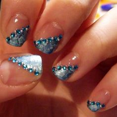 Awesome nails!! Xxx