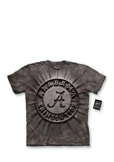 The Mountain  Alabama Crimson Tide T-Shirt