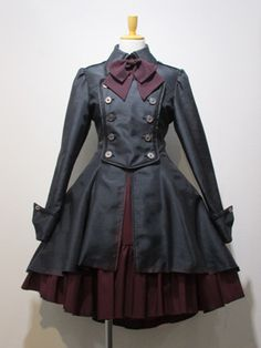 Atelier boz- there is a pirate/steampunkish look about this one