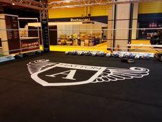Hatton Boxing canvas.