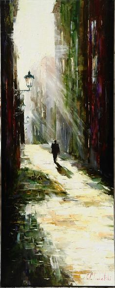 Russian artist Gleb Goloubetski | Kafka 200x80 2006