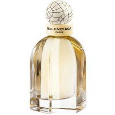 Balenciaga Paris Eau De Parfum 50ml found on Polyvore featuring beauty products, fragrance, makeup, beauty, eau de perfume, eau de parfum perfume, balenciaga, balenciaga fragrance and edp perfume