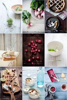 gorgeous food photography