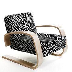 Alvar Aalto Armchair 400 design classic by artek
