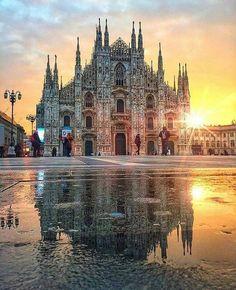 Catedral de Milan Italia
