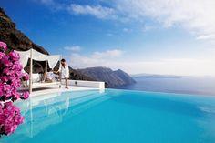 GREECE. Imerovigli, Santorini. San Antonio Suites