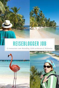 Reiseblogger Job, Geld verdienen & Weltreise: 13 Antworten zum Reiseblog