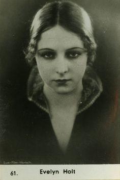 Evelyn Holt (Kosmos-Film-Photos)