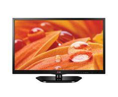 "$179.99 online price LG 24"" Class 1080p 60Hz LED HDTV - Black (22LB4510)"