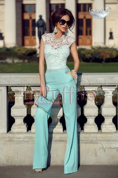 casual for summer events Moda Formal, Cool Outfits, Summer Outfits, Style Haute Couture, High Fashion, Womens Fashion, Street Style, Casual Elegance, Elegant Chic