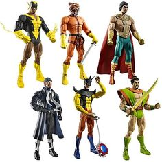 DC Universe Classics Wave 18 Action Figure Case -- Available at EntertainmentEarth.com #ChristmasIScoming