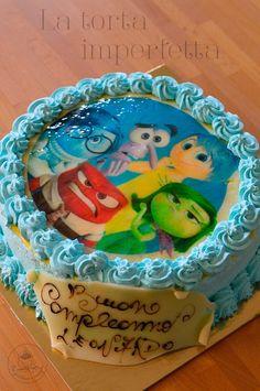 La torta imperfetta #pandispagna #cremachantilly #leonardodicarlo #tortefarcite #tortedecorate #insideout