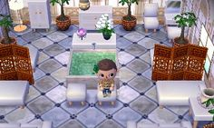 animal crossing decorating ideas! - patrick-mayor-of-shamrock: Need relax? Have a...