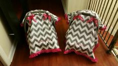 Twins  universal carseat canopy make by Esther Fortis