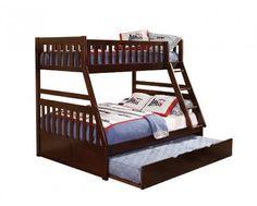 HOME ELEGANCE BUNK BED B2013TFDC – Instock Furniture
