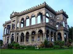 The Ruins - Negros, Philippines