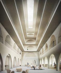 Bearth & Deplazes Architekten - & Gatherer