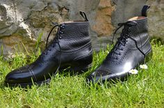 Saint Crispin`s Mod. 405 - oxford boots