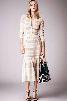 Burberry Prorsum Resort 2015. See all the best looks here.