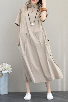 Fashion Fitted Long Shirt Dresses Women Casual Clothes A camisa cabida moda veste mulheres roupas casuais Dress Shirts For Women, Casual Dresses For Women, Casual Outfits, Clothes For Women, Casual Clothes, Dress Casual, Classy Clothes, Style Clothes, Casual Shirts