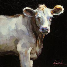 """Krystle"" - Original Fine Art for Sale - © Karin Jurick"