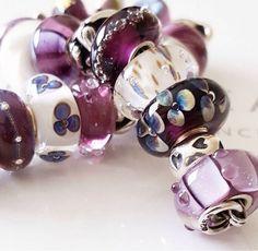 ❤Trollbeads Pandora Beads, Pandora Bracelet Charms, Pandora Rings, Pandora Jewelry, Polymer Clay Beads, Lampwork Beads, Headpiece Jewelry, Medieval Jewelry, Glass Beads