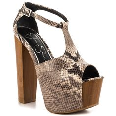 Dany - Taupe Cmb Multi Baja Snk, Jessica Simpson, 114.99, Free Shipping!