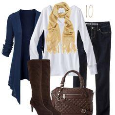 Chic Fall Fashion