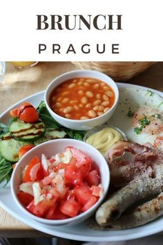 Brunch à Prague - Mes adresses food Prague Food, Brunch Places, Prague Travel, Voyage Europe, Bons Plans, Travelling Tips, Blog Voyage, Czech Republic, Ethnic Recipes