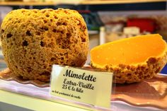 The Cheese with added extras - the thick rind is alive with Cheese mites and so is a banned import to the US. Raw Cheese, Fancy Cheese, Creamy Cheese, Wine Cheese, How To Make Cheese, Cheese Making Process, Popular Cheeses, Cheese Shop, Cheese Platters