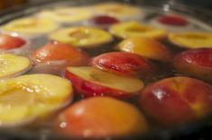 Canning Peaches with Cubit's Organic Living » How to Can a Bushel of Peaches in 7 hours with Some Swearing, a New Pot and 29 Jars